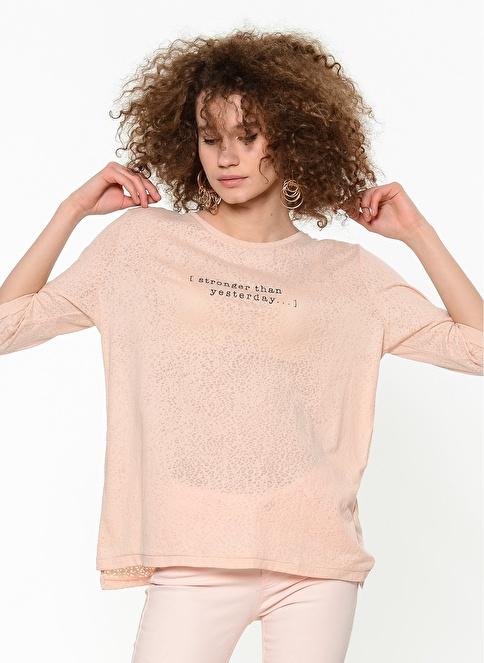 Fashion Friends Tişört Pudra